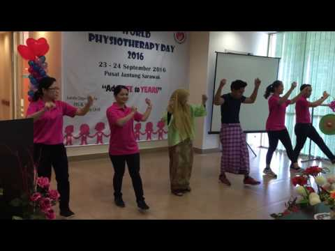 World Physiotherapy Day at PJHUS Kota Smarahan