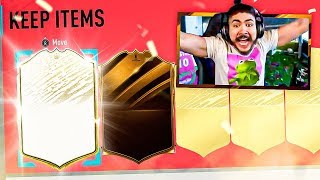 PRIME MOMENTS ICON IN A FREE PACK!! FIFA 20
