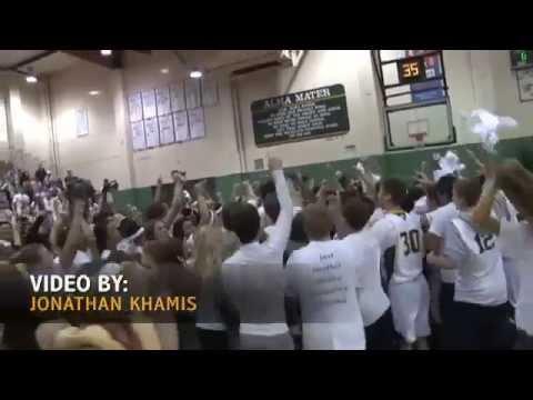 Brea Olinda vs Servite High School Basketball
