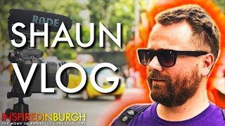 SHAUN VLOG - ADVENTURE EVERYTHING | Inspired Edinburgh