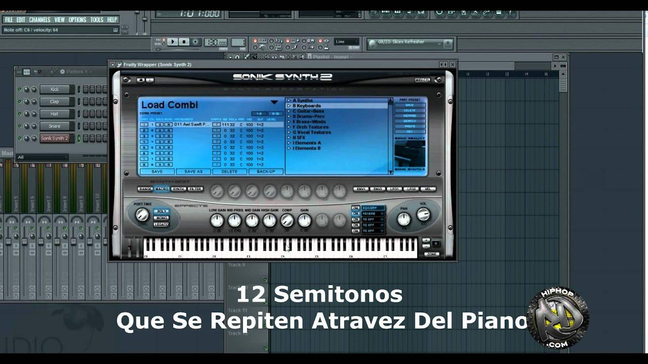 Fl Studio Tutorial Secret Piano Roll In - Year of Clean Water