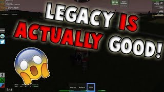 [ROBLOX] Apocalypse Rising Xbox: Teqs Life - LEGACY HAS BECOME NOT LAGGY!!!