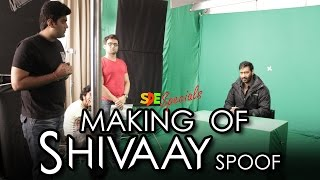 Shivaay Spoof Making With Ajay Devgn || Shudh Desi Endings