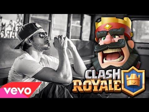 Enrique Iglesias -  SUBEME LA RADIO PARODIA CLASH ROYALE