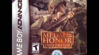 Medal of Honor Infiltrator - Intro/Menu Theme