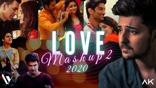 Love Mashup 2 | 2020 | Yash Visual & Aryan Kadivar | Arjit Singh,Atif Aslam, Darshan raval & more.