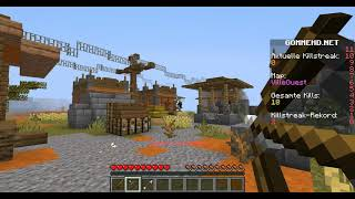 Let's Play Minecraft Ragemode #1