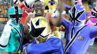 "One of Andre ""Black Nerd""'s most viewed videos: Black Nerd Joins the POWER RANGERS"