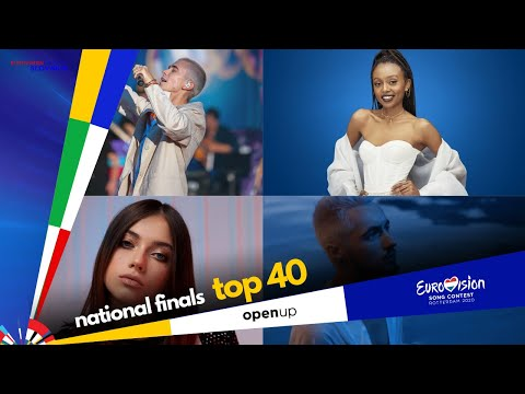 Eurovision 2020 | NF Season: My Top 40 (28/02/2020)