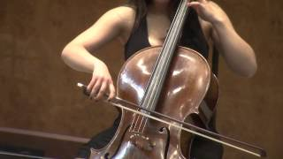 Dúo de violonchelos - 27 Abr 2015 - Bloque 2