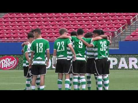 Santa Clara Sporting 00B Green - Dallas Cup 2017 - 4/16/17