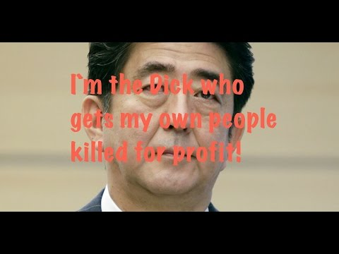 Shinzo Abe Created IS Hostages For Political and Capital Gain