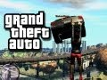 GTA Funny Moments and Stuff 47! (Car Grab Glitch and More!)