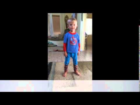Congenital Myopathy - Logan Andre Muscle Weakness