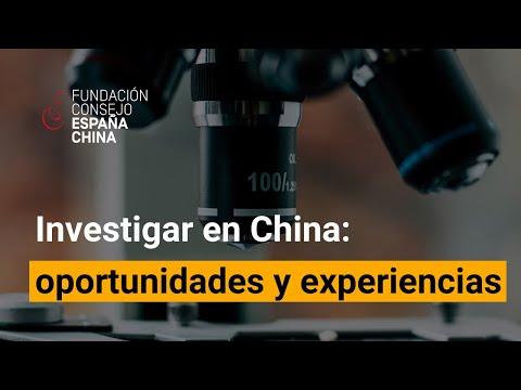 """Webinar: """"Investigar en China: oportunidades y experiencias"""""""