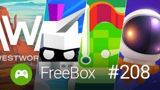 Skvělé hry zdarma: FreeBox #208 - Westworld