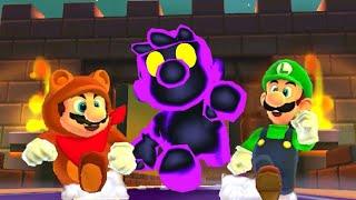 Super Mario 3D Land Walkthough - Special World 1