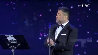 VDLnews - وائل كفوري يشعل الرياض بموال للشاعر حبيب بو انطون