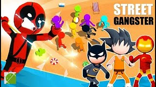 Street Gangster - Android Gameplay FHD