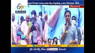 Minister KTR Targets BJP Again | at PV Vani Samanvaya Sammelanam | in Hyderabad