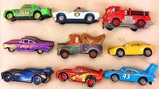 Twinkle Twinkle Little Star - Educational Lullaby | Learn colors with Disney Cars and sand puzzles