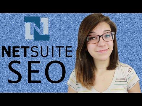 NetSuite SEO