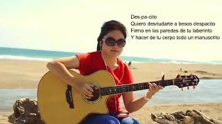 Top Despacito cover [4 alat musik] [gitar, piano, saxophone, biola] - Stafaband