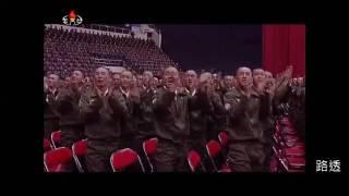 北韓發佈轟炸美國影片