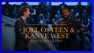 A Joel Osteen And Kanye West Conversation