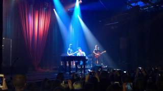 Charlie Puth - Marvin Gaye (live @ Melkweg, Amsterdam