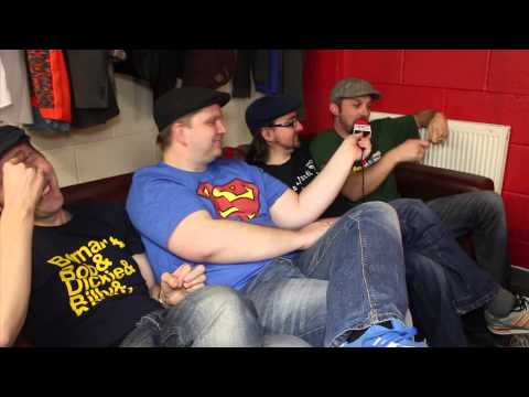 PSTV Meets - The Lancashire Hotpots