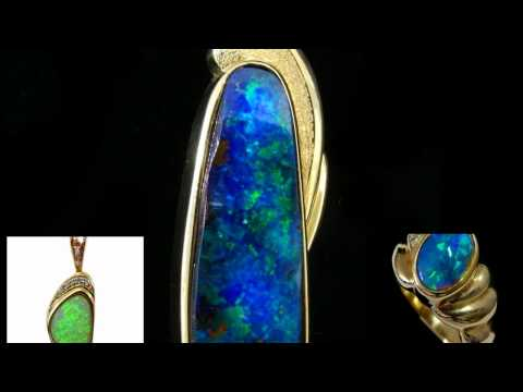 Beautiful Opal Jewelry For Sale