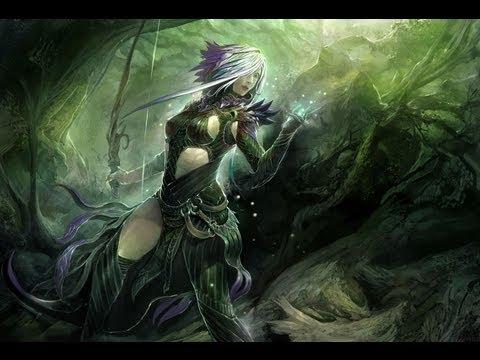 Guild Wars 2 Growing The Sylvari Trailer Youtube