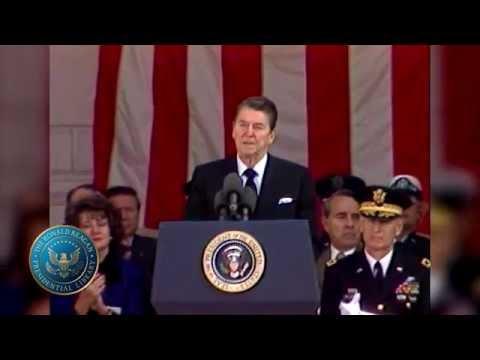 The Gunner Page - Ronald Reagan's 1985 Veteran's Day Speech. Remarkable.