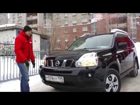 Nissan X Trail 2008 год 2 л. дизель 4WD от РДМ Импорт