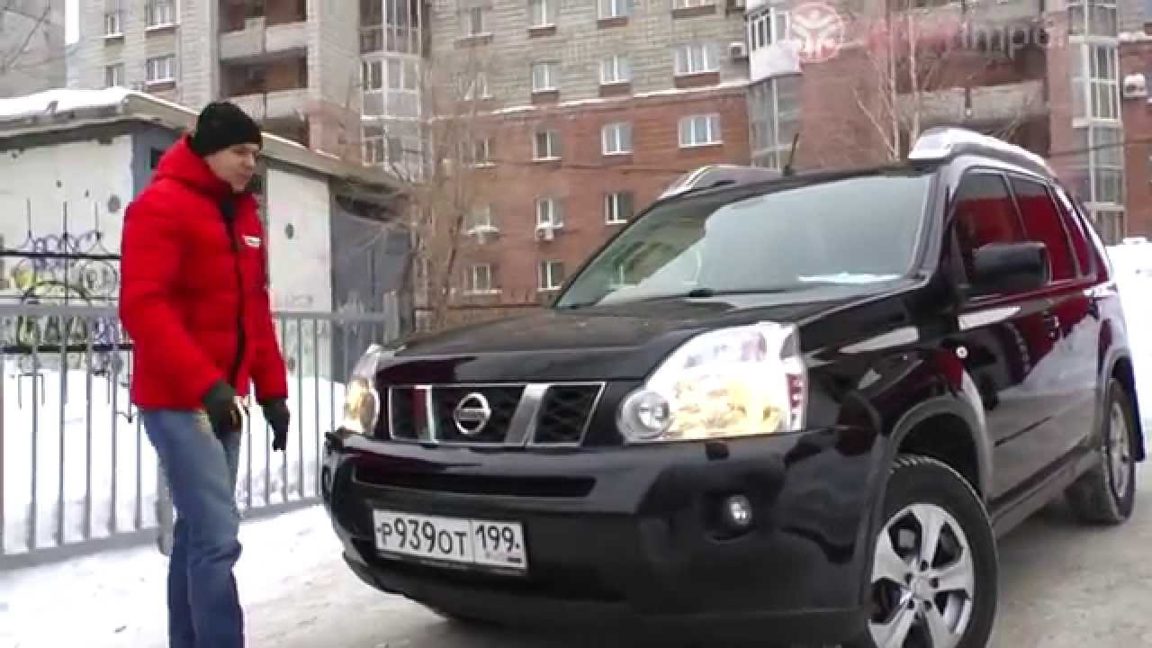 штатная автомагнитола nissan x-trail с системой Nissan Connect .
