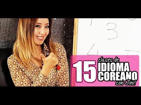 ¡Números En Coreano! | PARTE 1 | Clase 15 - JiniChannel