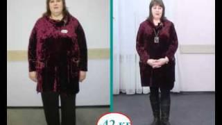 Доктор Борменталь Ольга похудела на 42 кг