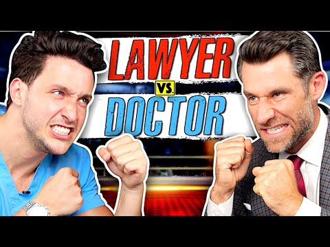 Law School vs. Med School: Which Is Harder?