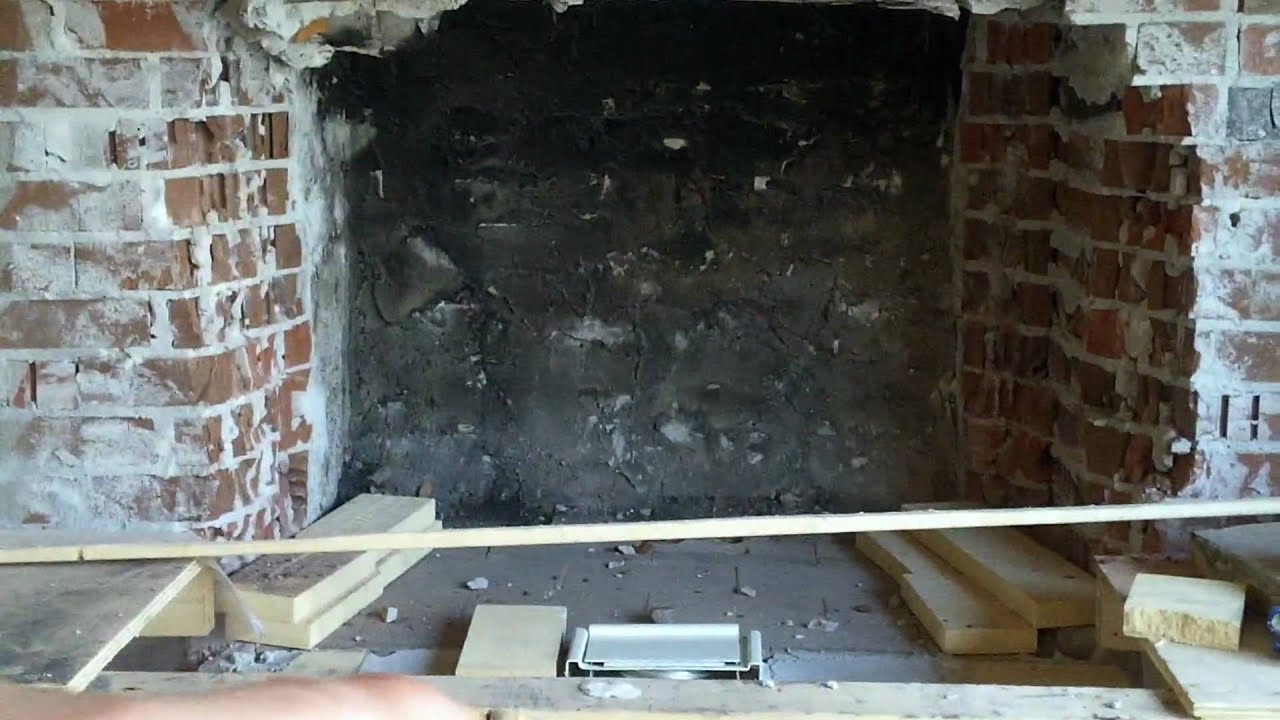 modern fireplace design and construction part1  YouTube