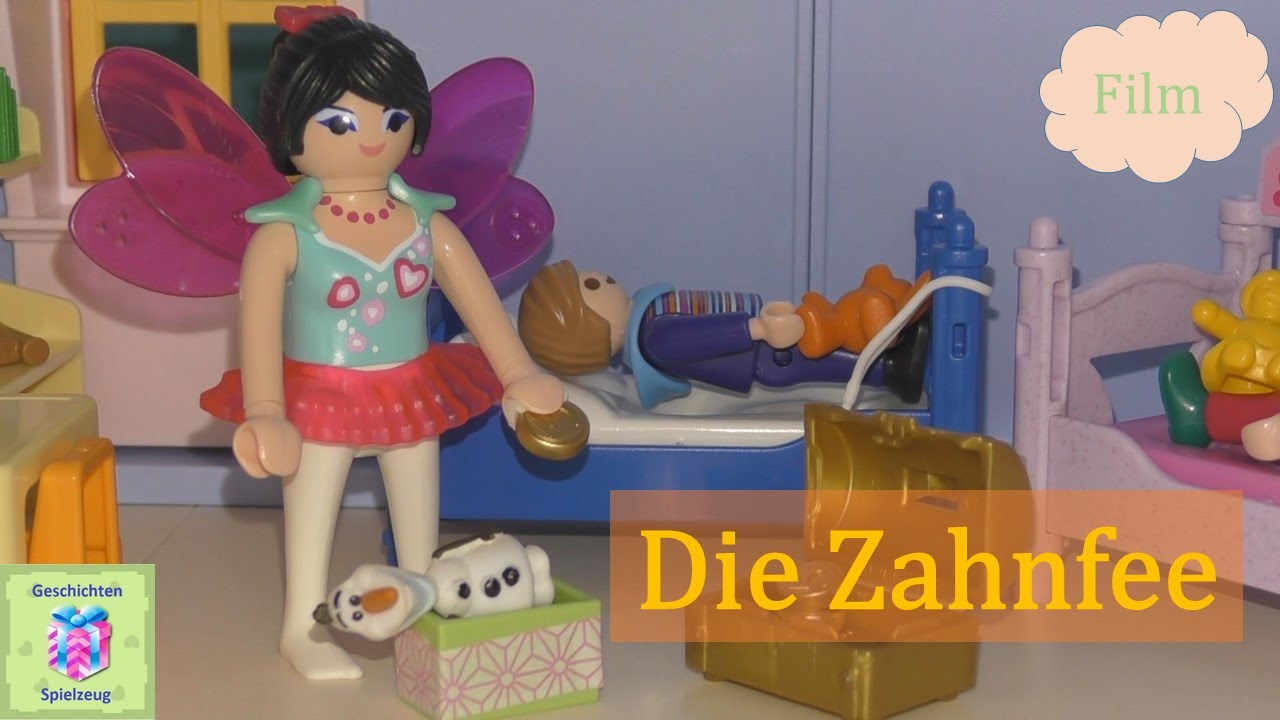 playmobil zahnfee