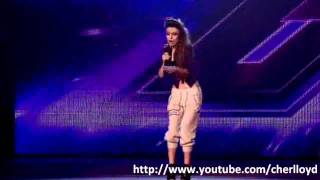 "Cher Lloyd at Bootcamp sings ""Viva La Vida"" (Own Rendition) by Coldplay X Factor 2010 HQ/HD"