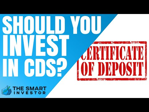 Are Certificates Of Deposit (CDs) A Good Investment Option For You?