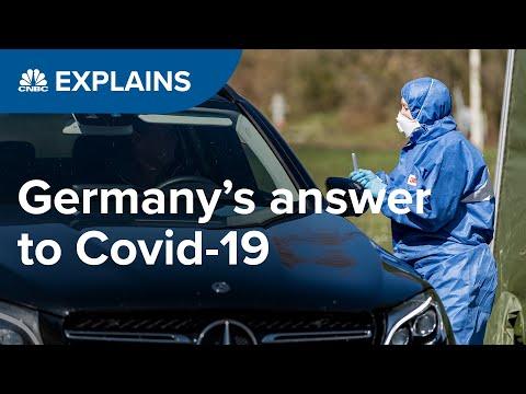 Why Germany's coronavirus