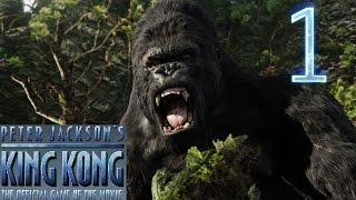 Peter Jackson's King Kong  ✔ СТРИМ {часть 1}