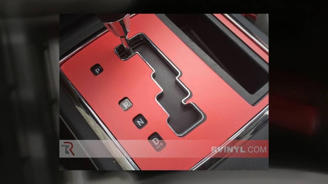 Remin exterior materials - Dodge Charger Dash Kits Custom Dash Kit