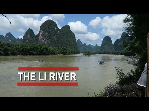 GUILIN TO YANGSHUO | 20 ¥ NOTE QUEST| VLOG 6