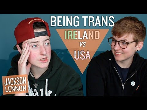 TWO TRANS JACKSONS: Irish vs. USA w/ Jackson Lennon
