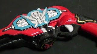 đồ chơi siêu nhân hải tặc  Power Rangers Super Megaforce Toys 파워레인저 캡틴포스 캡틴건 장난감