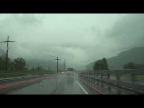 Road Trip 9 - Zurich to Liechtenstein